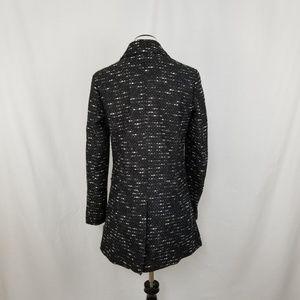 Kenneth Cole Jackets & Coats - NWT Kenneth Cole NY Ribbon Tweed Notch Collar Coat